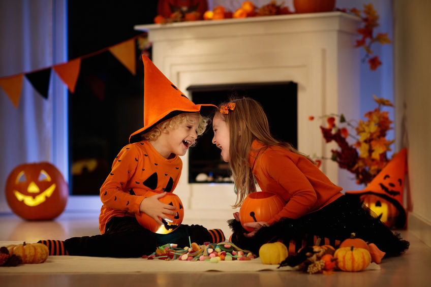 Halloween tips from your Chattanooga pediatric dentist