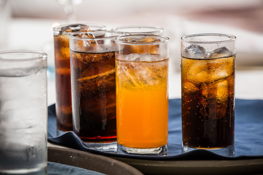 Soft drinks and juices, particularly in excess, can be particularly harmful to children's teeth, as the sugars and acids in them attack tooth enamel and cause decay.