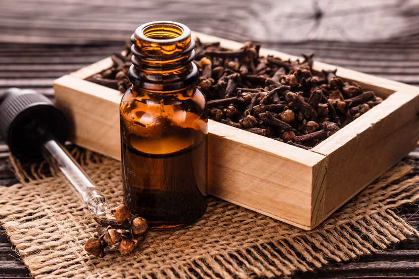 Clove oil can also be helpful as a home remedy for toothaches.