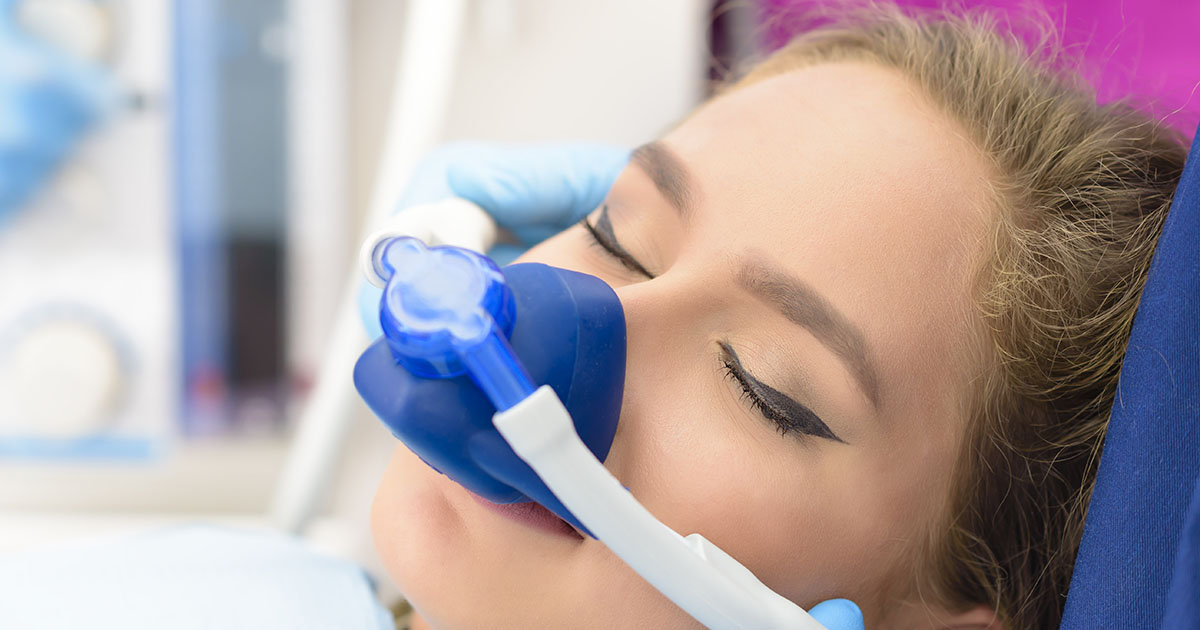 laughing gas ooltewah pediatric dental procedures